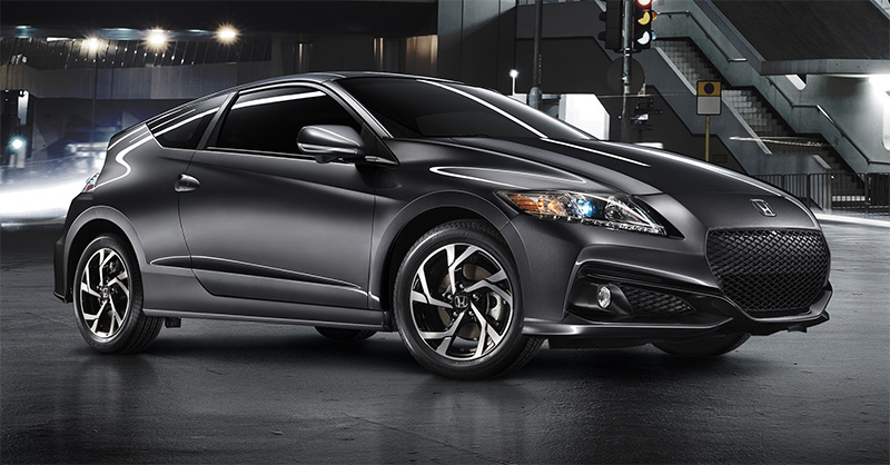 2016 Honda Cr Z Hybrid Sport Coupe 187 Driven Today