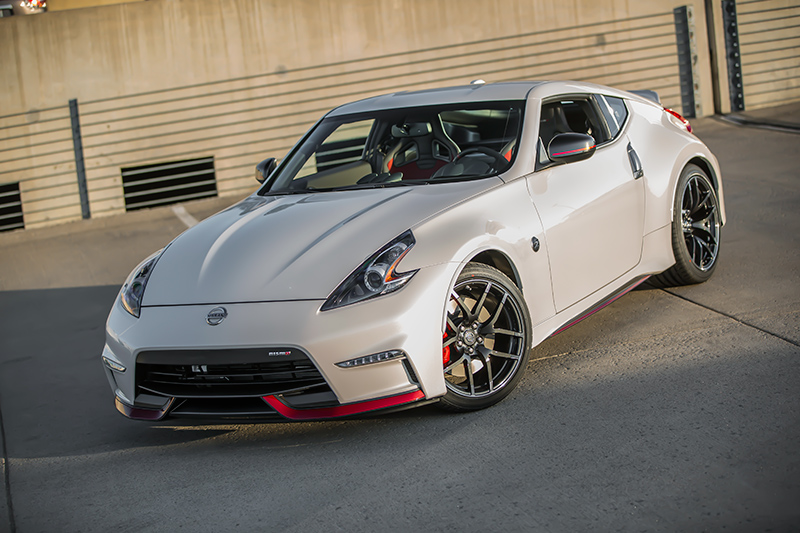 2015 Nissan 370Z NISMO » Driven Today