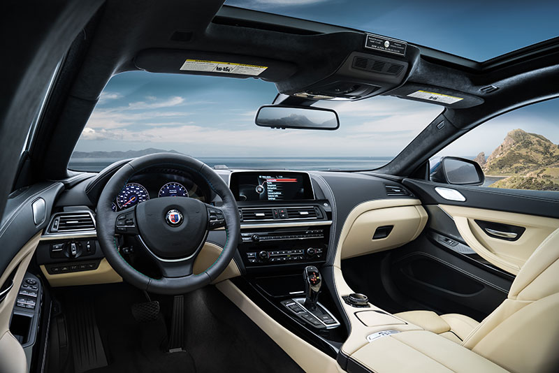 2016-BMW-B6-Alpina-interior