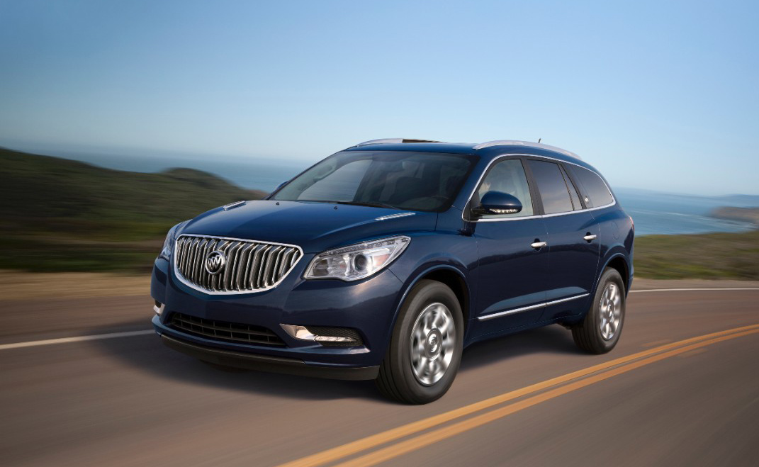 2015 Buick Enclave » Driven Today