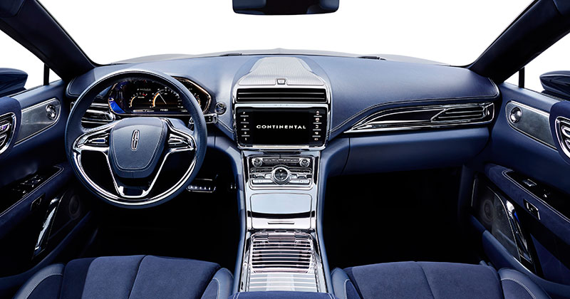 Lincoln-Continental-Concept-interior