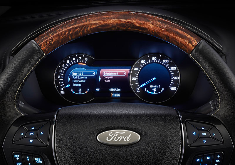 2016-Ford-Explorer-guages