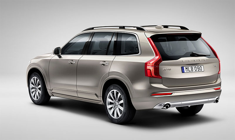 2016-Volco-XC90-rear-profile