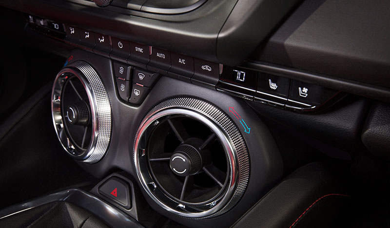 2016-Chevrolet-Camaro-interior-controls