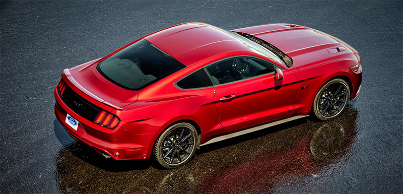 2016 ford mustang gt driven today. Black Bedroom Furniture Sets. Home Design Ideas