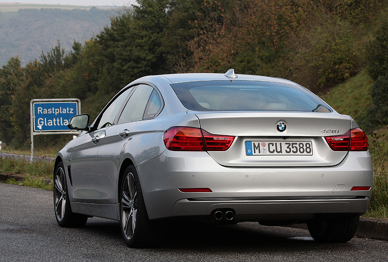 2015 BMW 428i Gran Coupé – Road Test