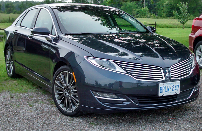 2015 lincoln mkz 3 7l awd review driven today. Black Bedroom Furniture Sets. Home Design Ideas