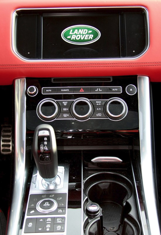 2015 Range Rover Sport-interior-center-con