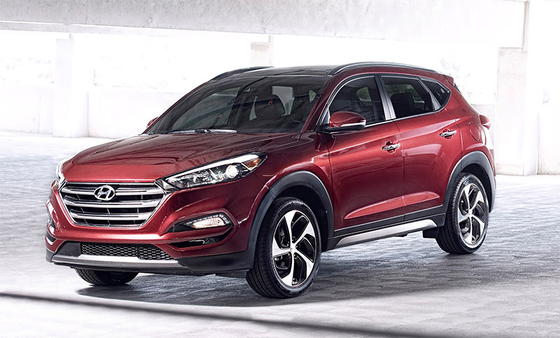 2016 hyundai tucson driven today. Black Bedroom Furniture Sets. Home Design Ideas