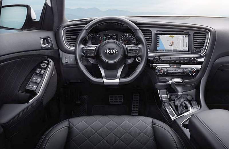 2016 Kia Optima Driventoday