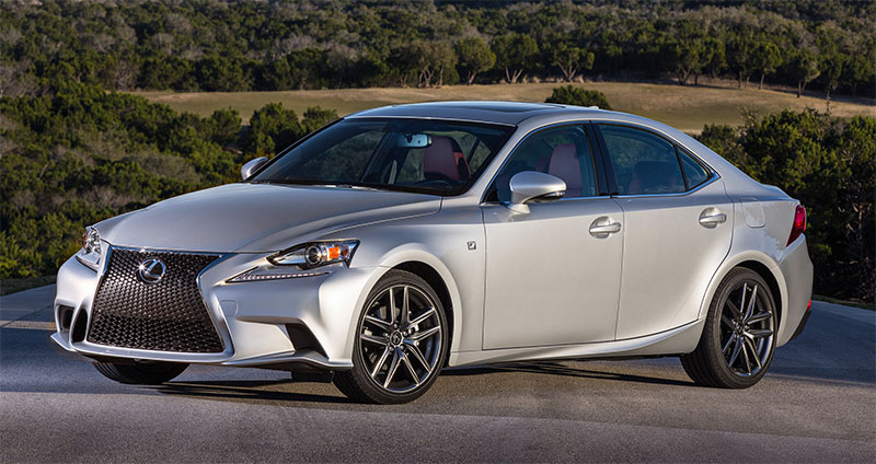 2016 LEXUS IS Sport