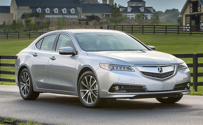 2016 acura tlx driven today. Black Bedroom Furniture Sets. Home Design Ideas