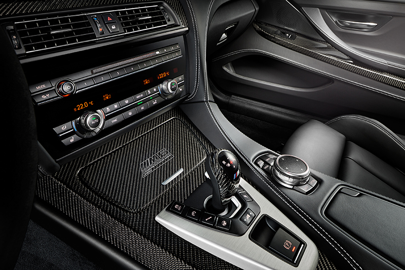 2016 BMW M6 Coupe Competition-interior