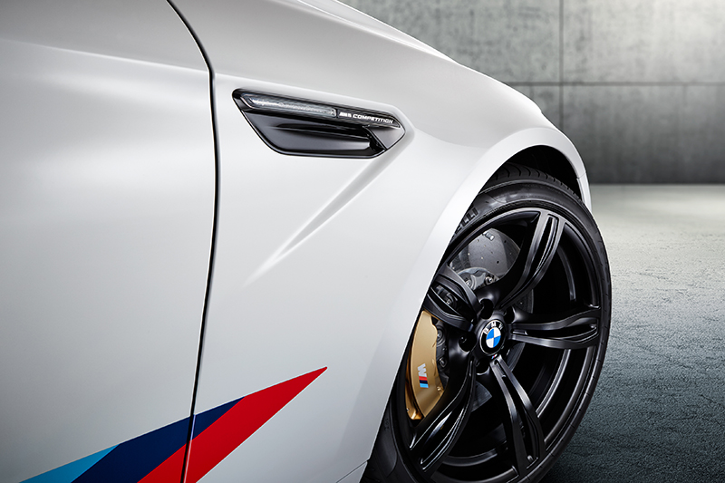 2016 BMW M6 Coupe Competition-profile