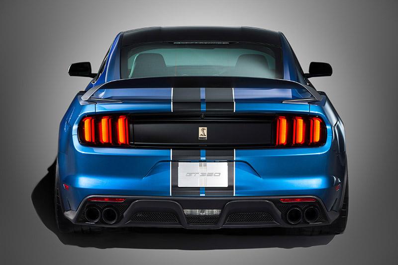 A combination of changes to aerodynamics and suspension tuning to the new Shelby GT350R Mustang lead to the most race-ready, road-legal Mustang ever.