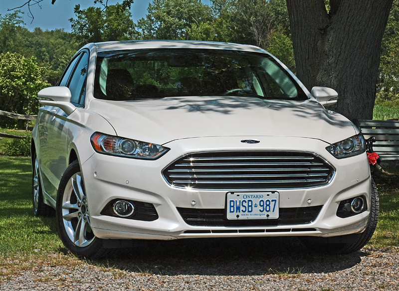2015 ford fusion titanium hybrid review driven today. Black Bedroom Furniture Sets. Home Design Ideas