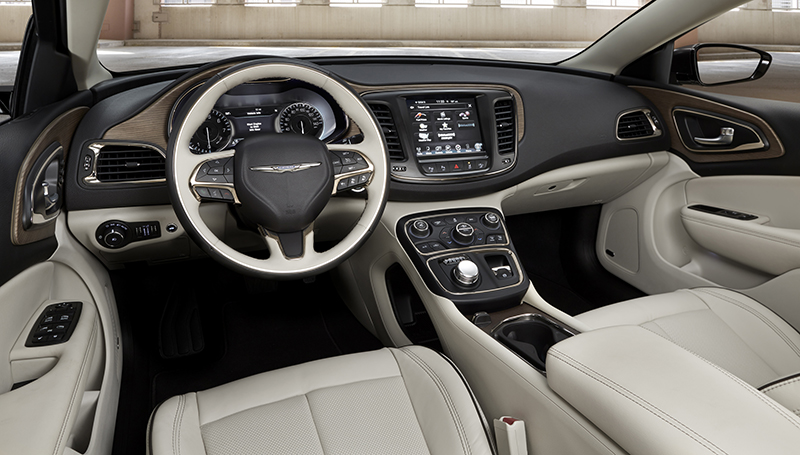 2015 Chrysler 200C