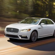 2017 Lincoln Continental, DrivenToday.com