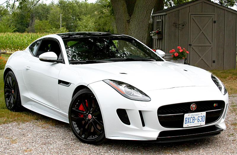 2016 jaguar f type s awd coup review driven today. Black Bedroom Furniture Sets. Home Design Ideas